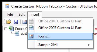 Insert Icon